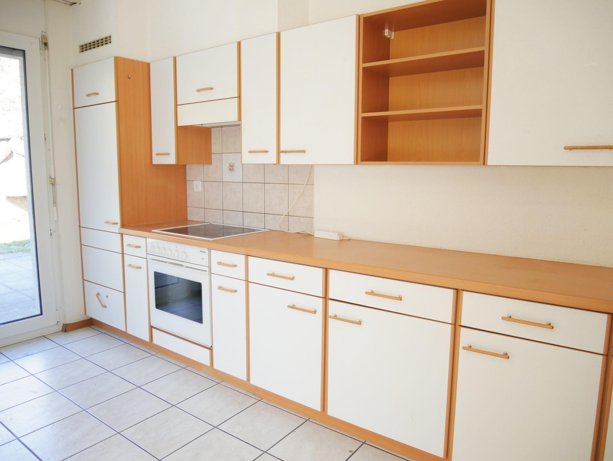 Appartement de 3.5 pièces avec grands extérieurs, à rénover