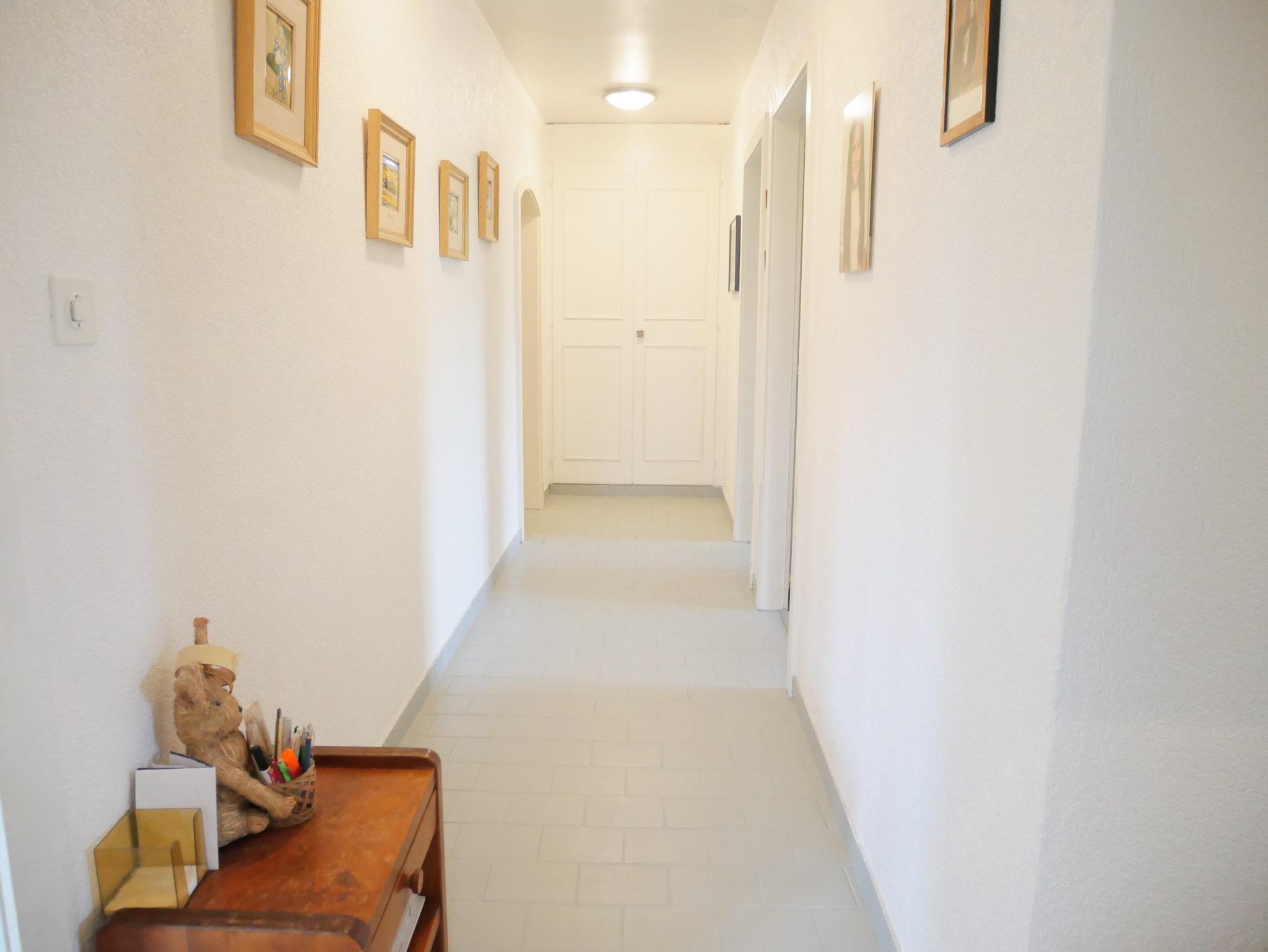Appartement lumineux de 4,5 pièces avec cheminée