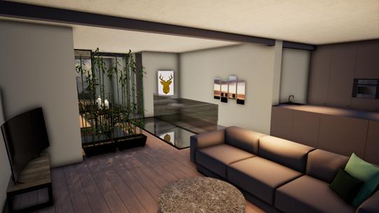 Vente appartement 3,5 pièces style loft Martigny
