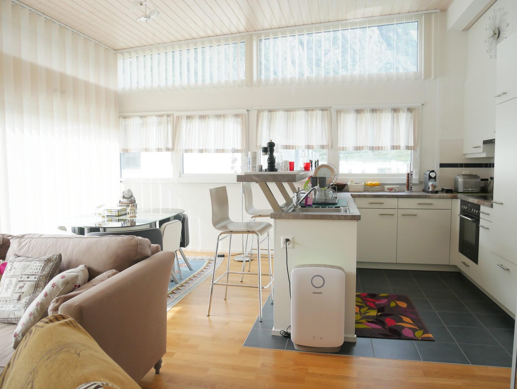 VENTE Appartement en attique de 4,5 pièces à Martigny