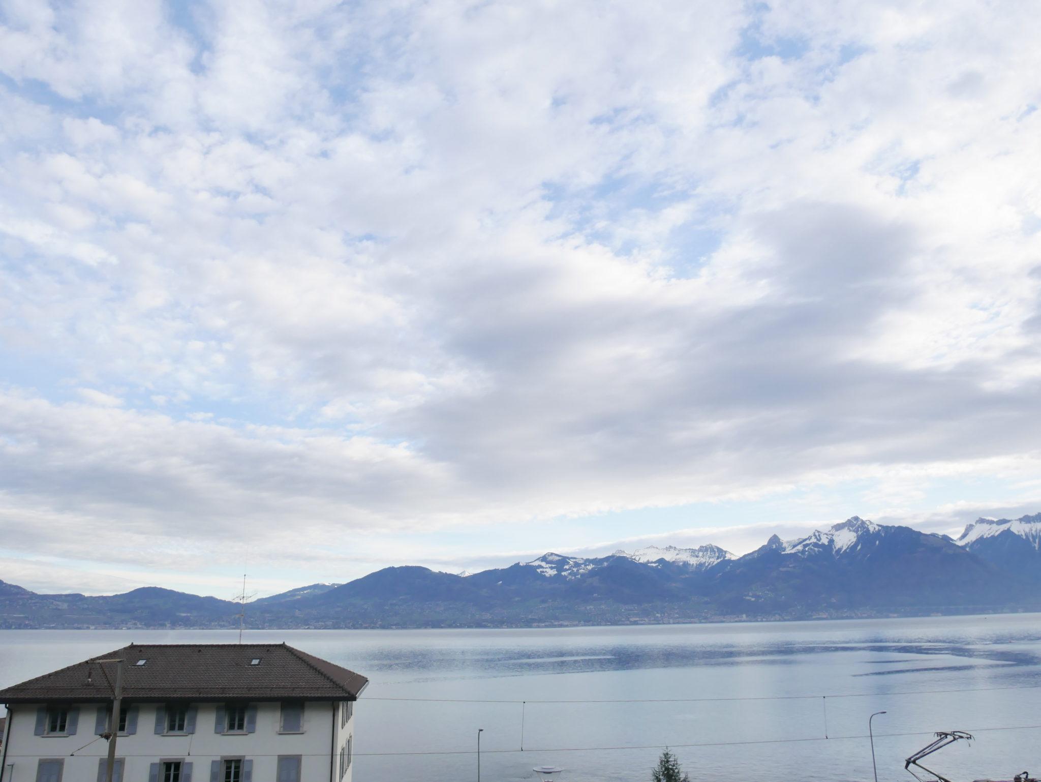 Charmant duplex de 4,5 pièces avec superbe vue sur le lac Léman