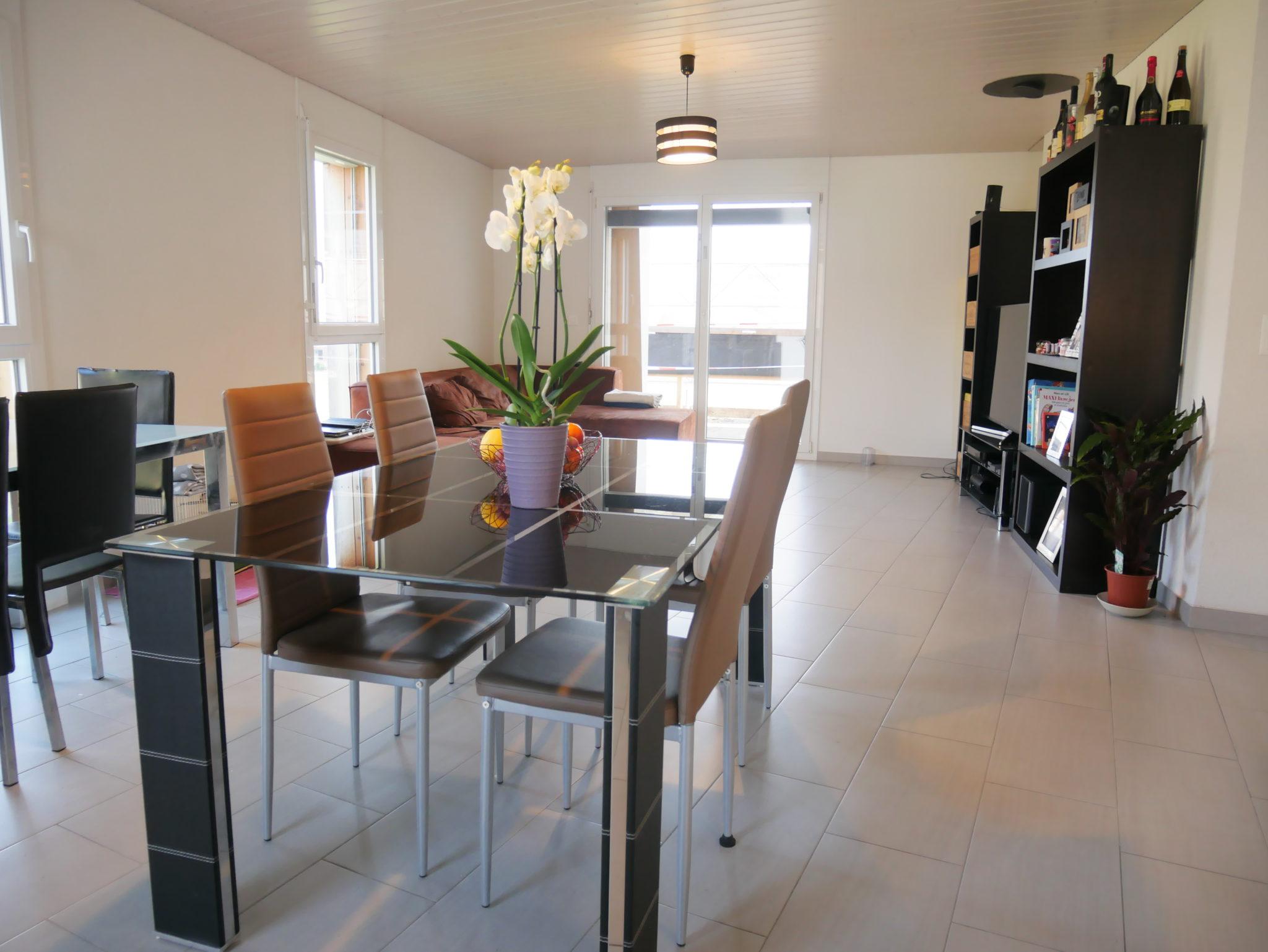 Appartement en attique de 4.5 pièces